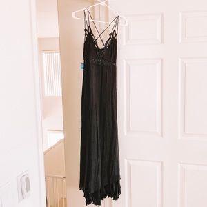 Women's Free People Adella Maxi Slip Dress